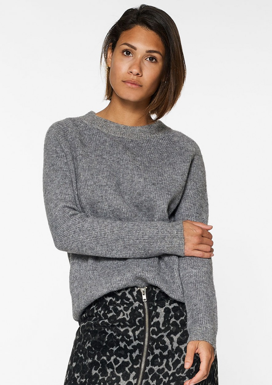 Nobu Knit Grey Melange