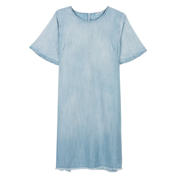 Tipi Dress Light Wash
