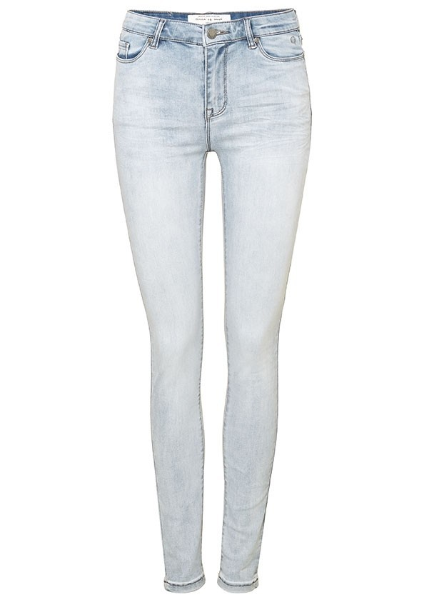 Basil Denim Ice Blue Wash