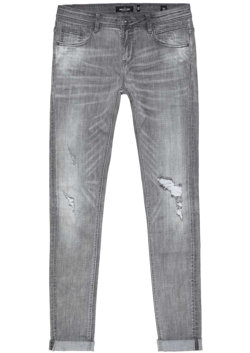 Axel Denim Thunder Stone