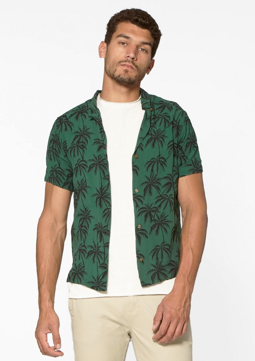 Codi Shirt Garden green