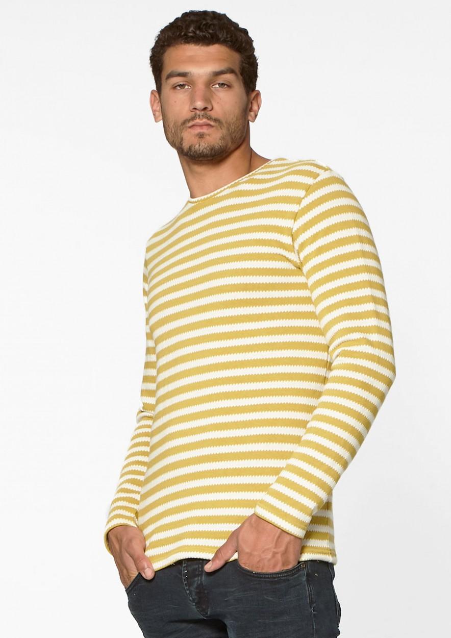 Cesar Longsleeve Young Yellow