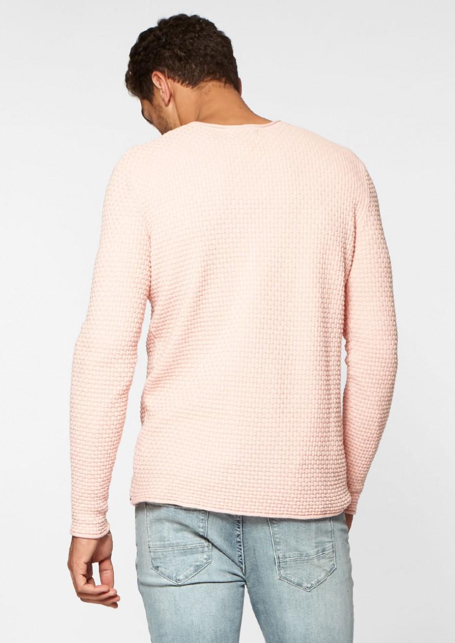 Jules Knit Polite Pink