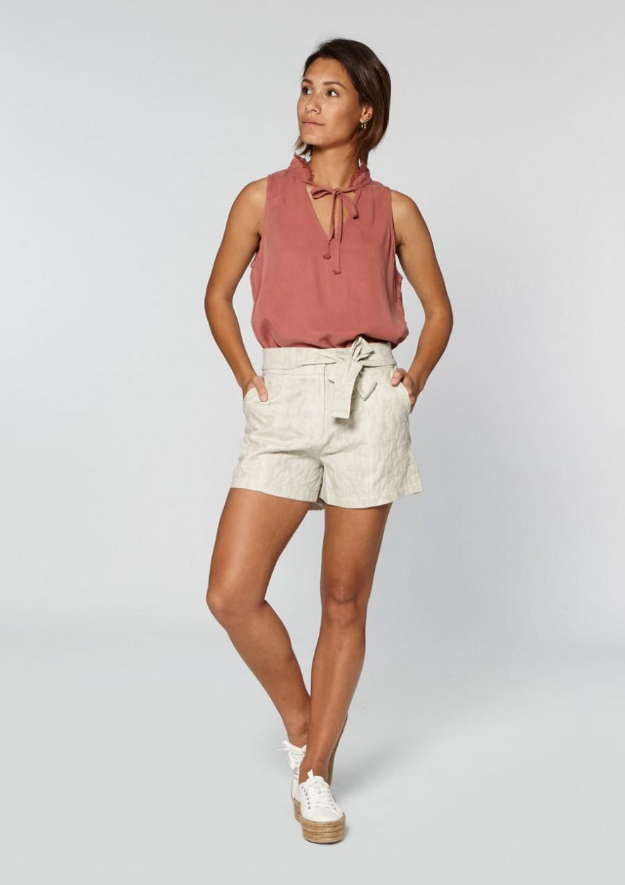 Jolie Short Grey