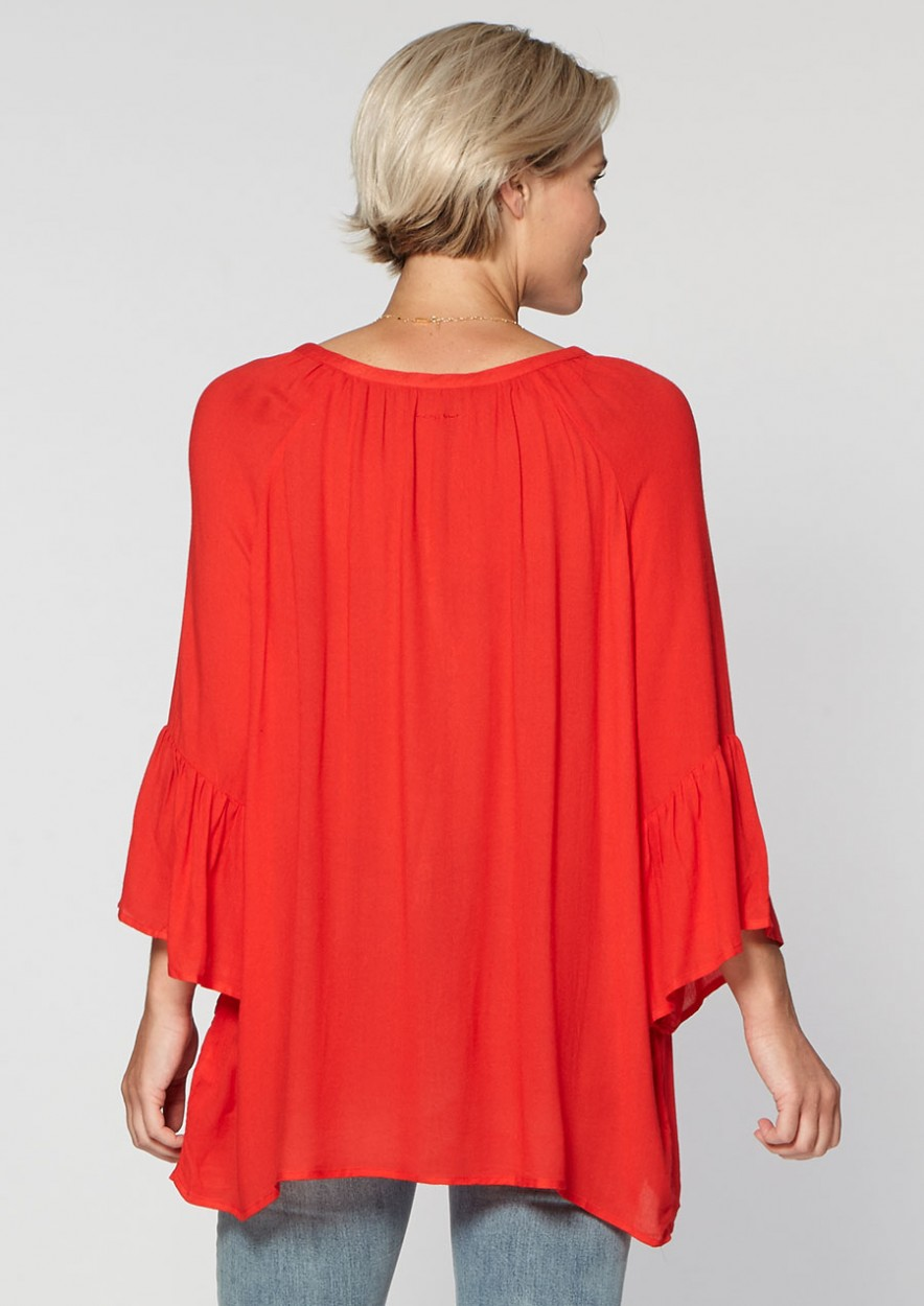 Suzie Top Red Rules