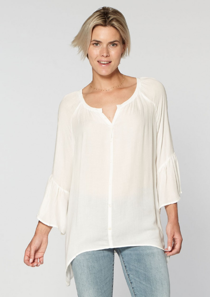 Suzie Top White Dust