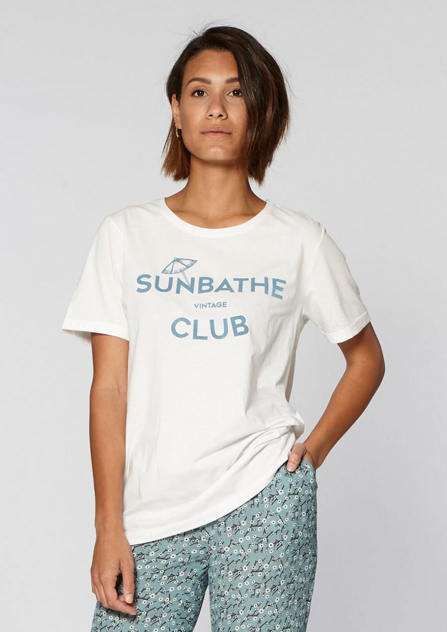 Paradise tee Sunbathe Club