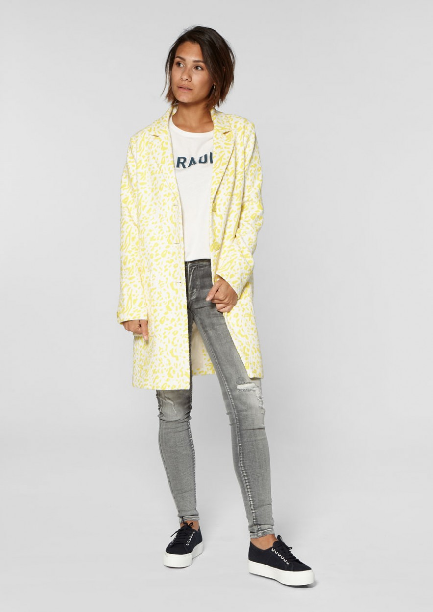Nadia Jacket Fresh Lemon
