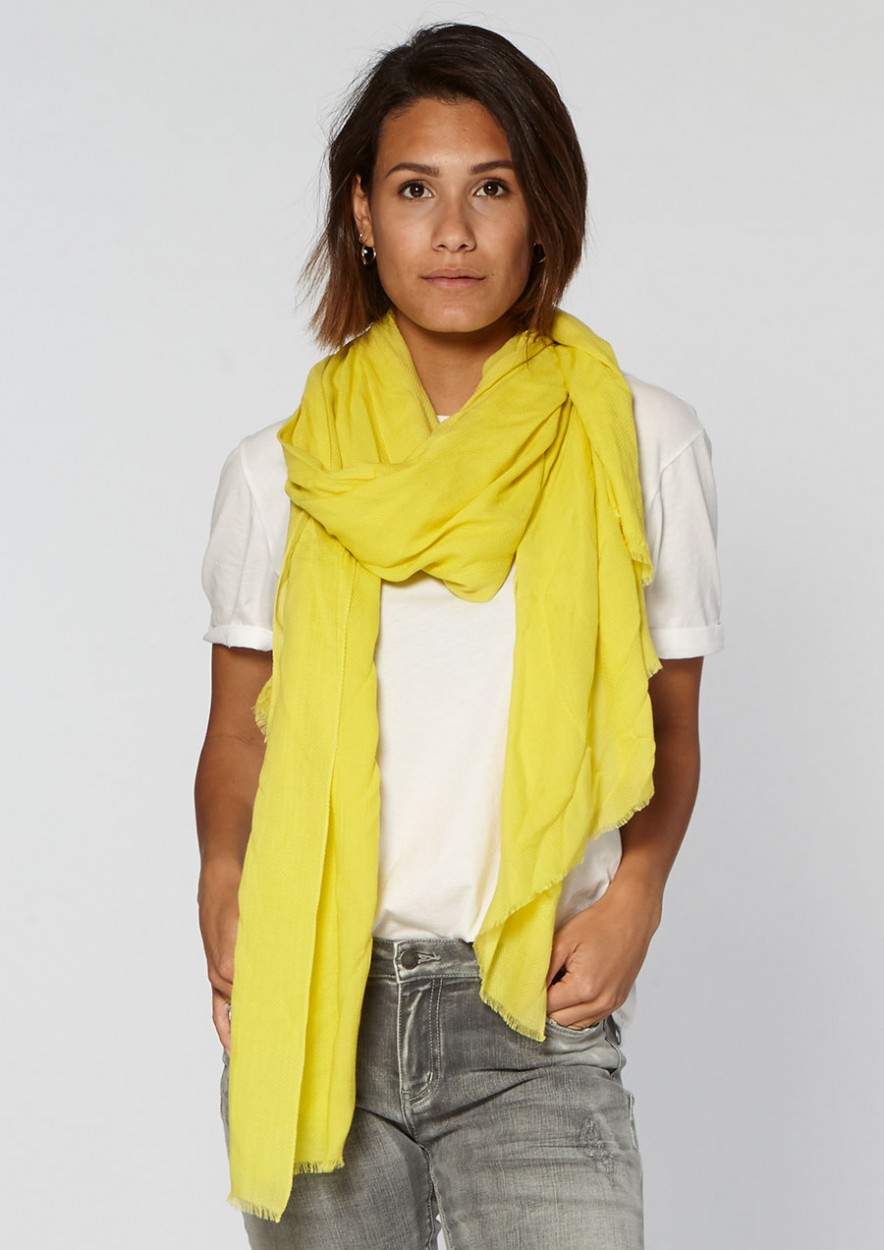 Sari Scarf Fresh Lemon