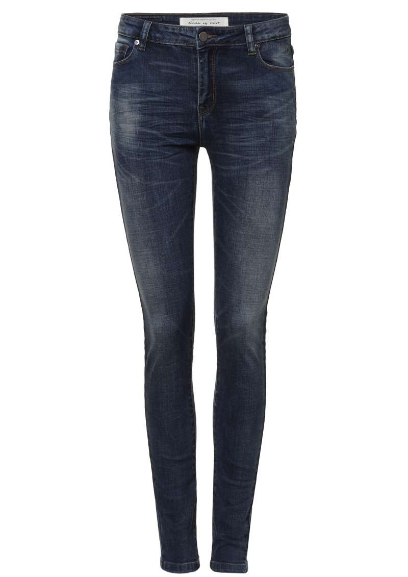 Basil Denim Ragged Blue Wash
