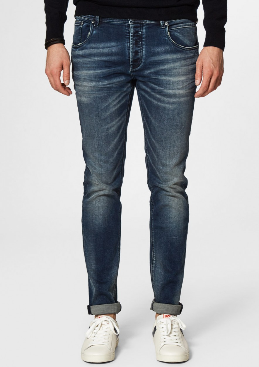 Connor Denver blue - slim fit