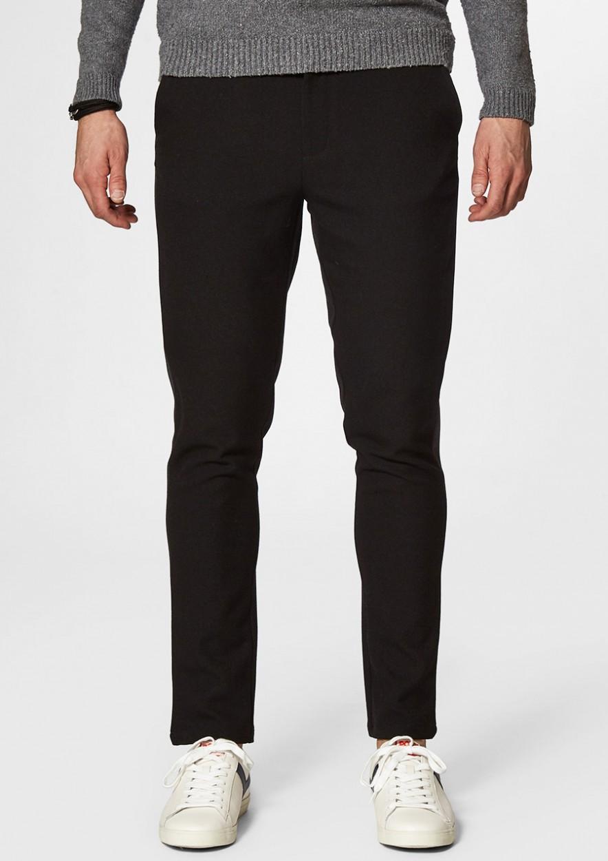 Birge Polyester Broek Zwart