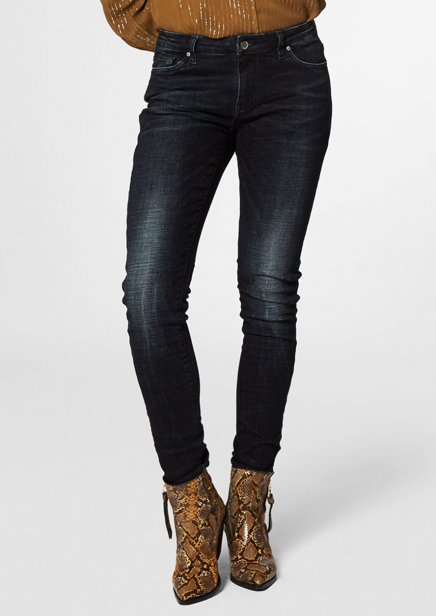 Poppy Night Blue Wash - Skinny Fit
