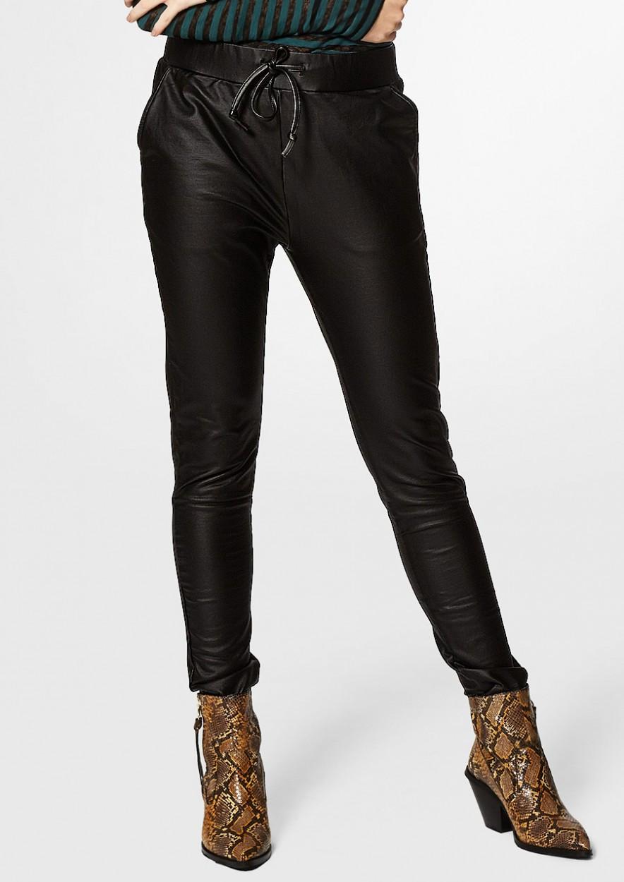 Robyn Jogg Zwart Metallic