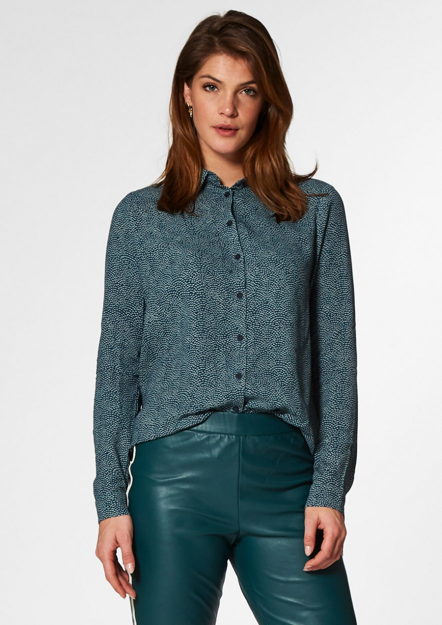 LISANNE BLOUSE Night walk
