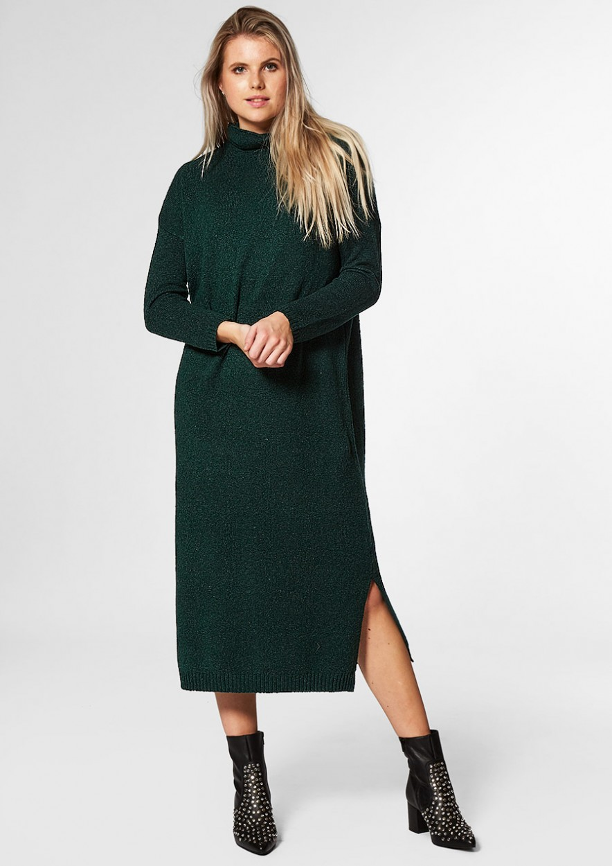 MAGGIE Dress Emerald Green