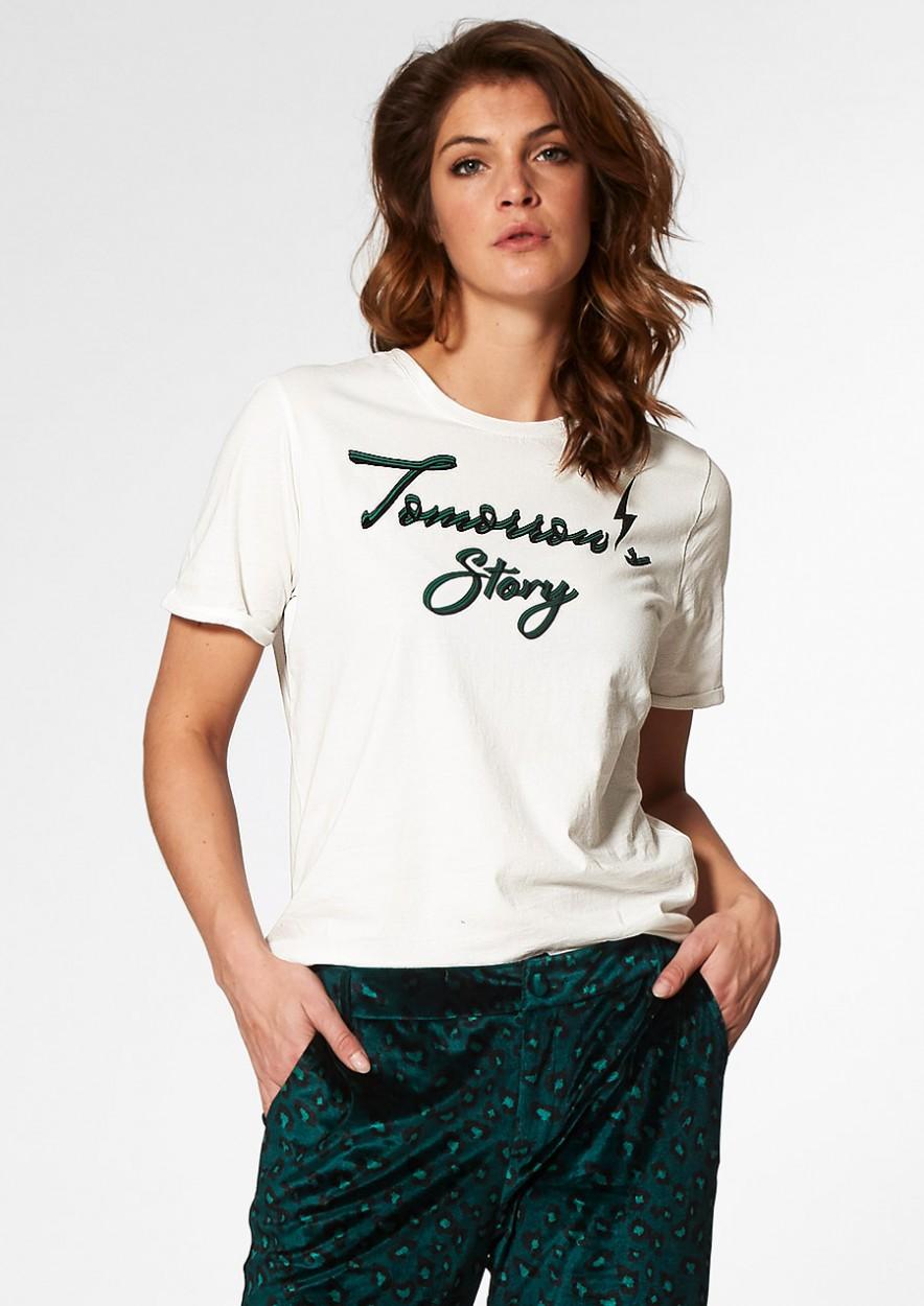 MAGIC T-Shirt Wit Tomorrow's story
