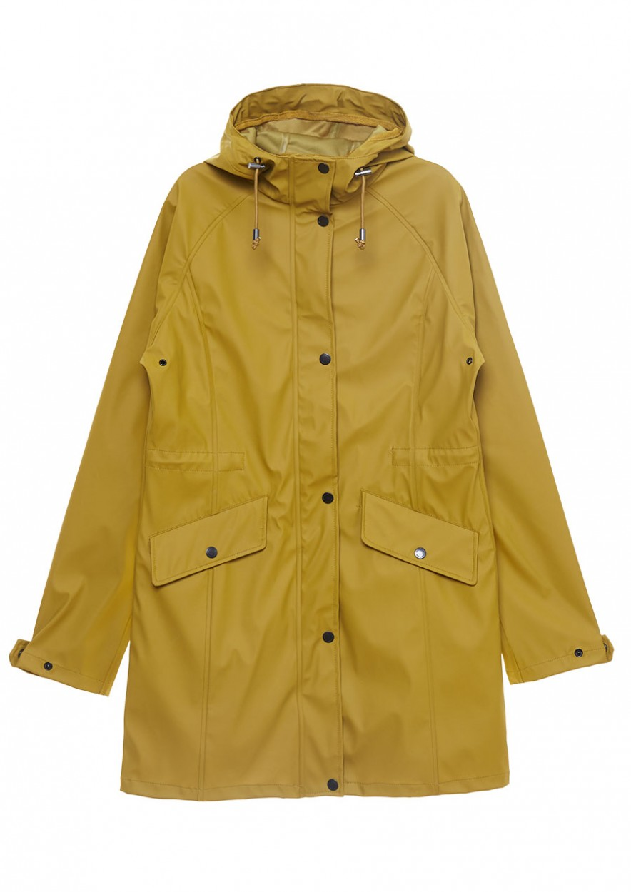 Blake Raincoat Bright Brass