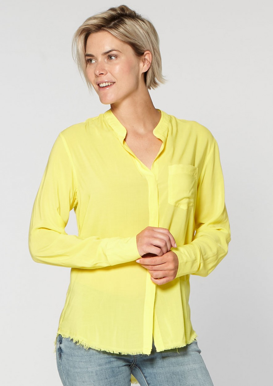 Lola Blouse Fresh Lemon