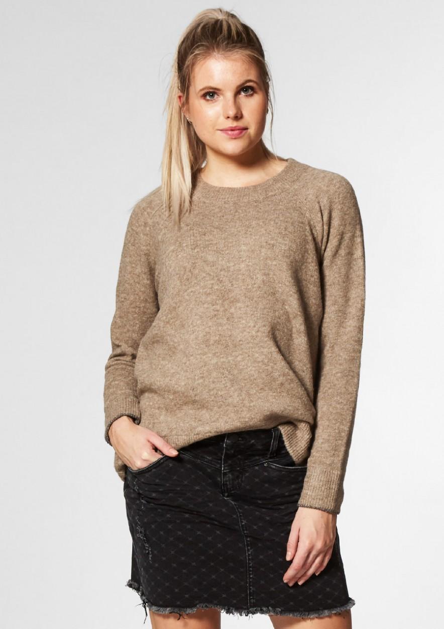 Phoebe Knit Hidden Sand