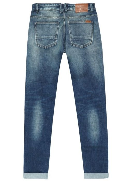 Connor Urban Worn Blue