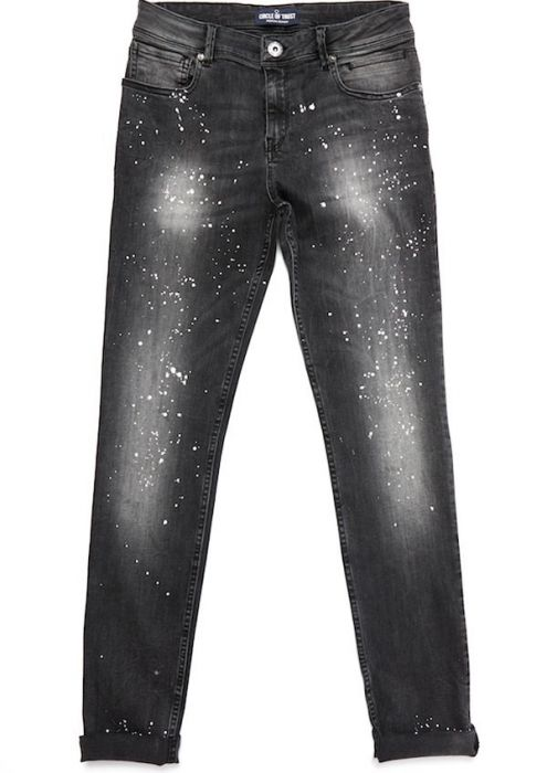Axel Denim Galaxy Black