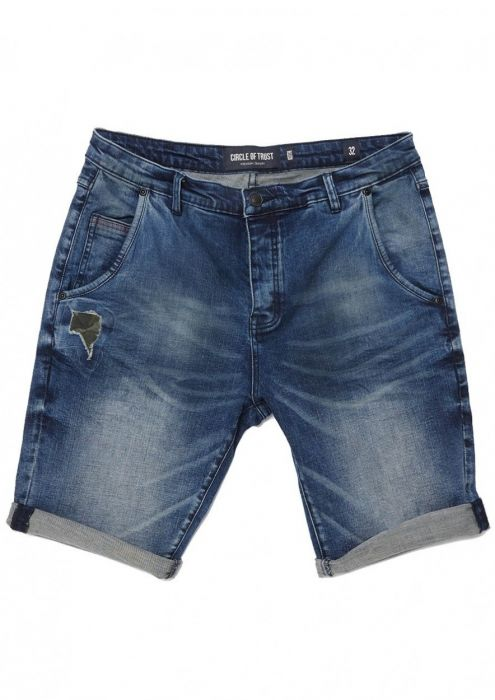 Keith Short Rustic Blue