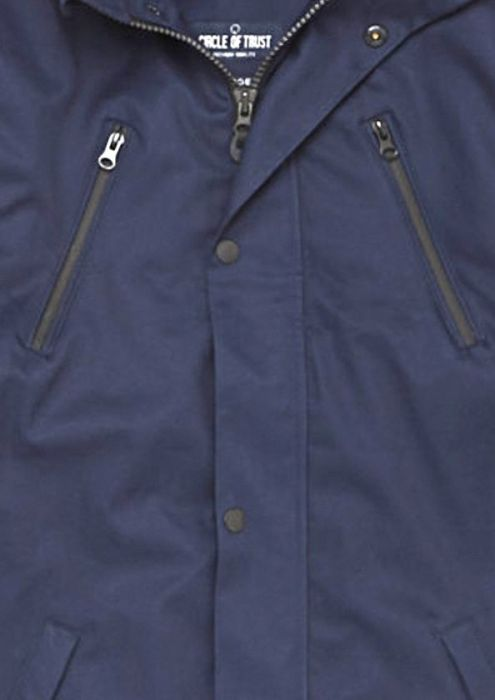 Chester Jacket Mood Indigo