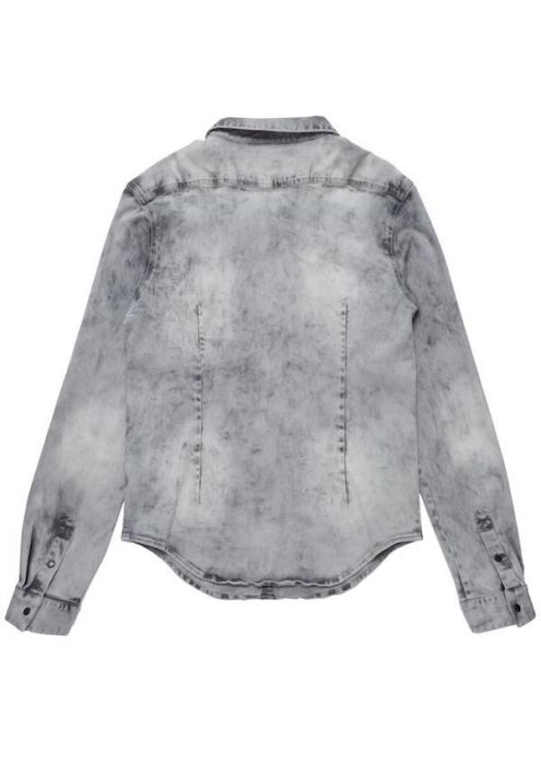 Jason dnm Shirt Grey Wash
