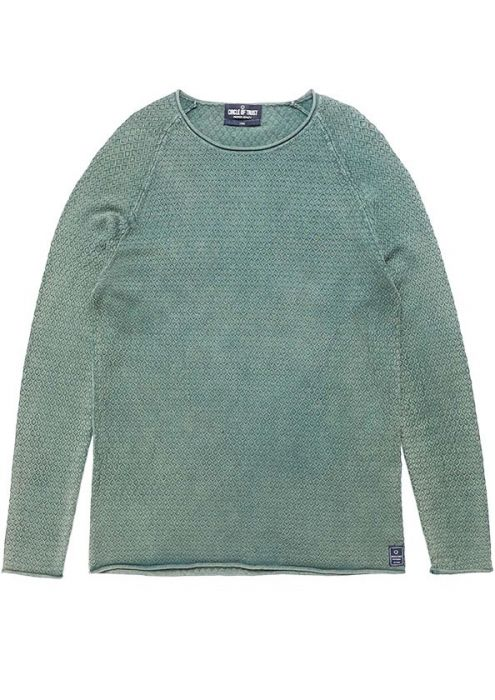Chase Knit New Army