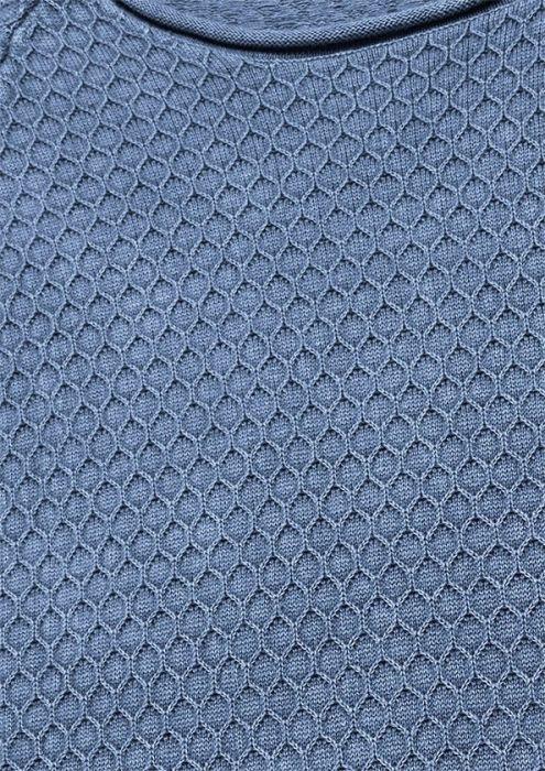 Chase Knit Bold Blue