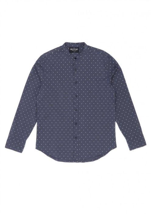 Benton Shirt Bold Blue