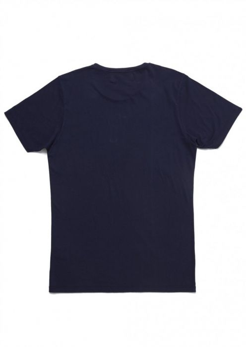 Neal Tee Waisted Blue