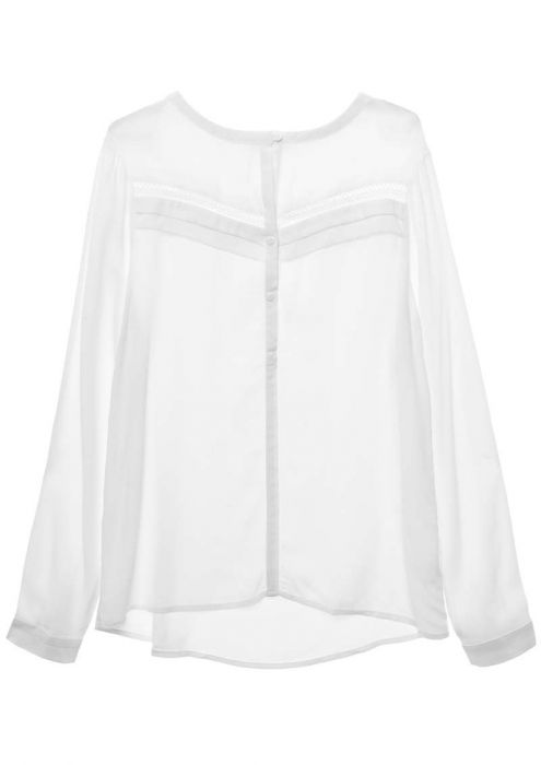 Tammy Blouse Star White