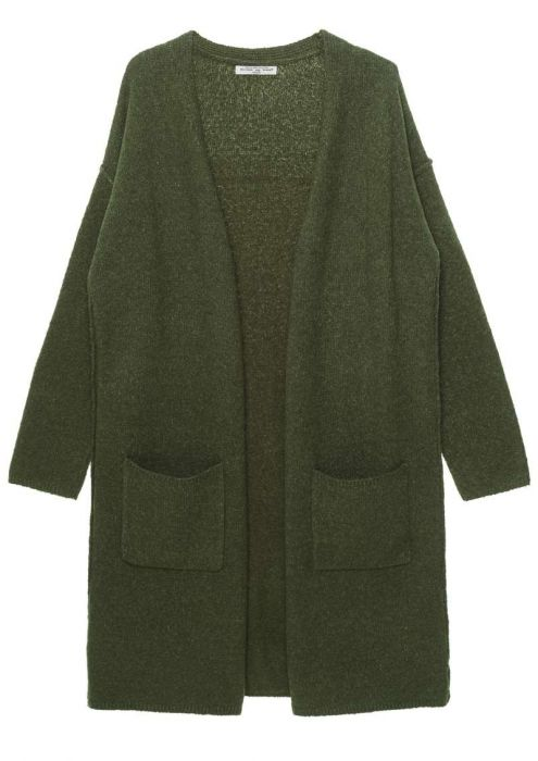 Nowy Cardigan Grape Green