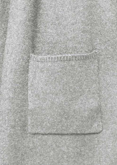 Nowy Cardigan Grey Melange