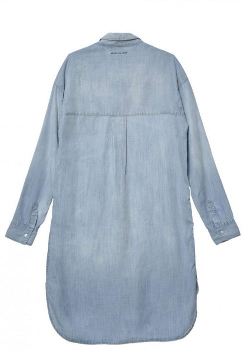 Romee Dress Light Wash