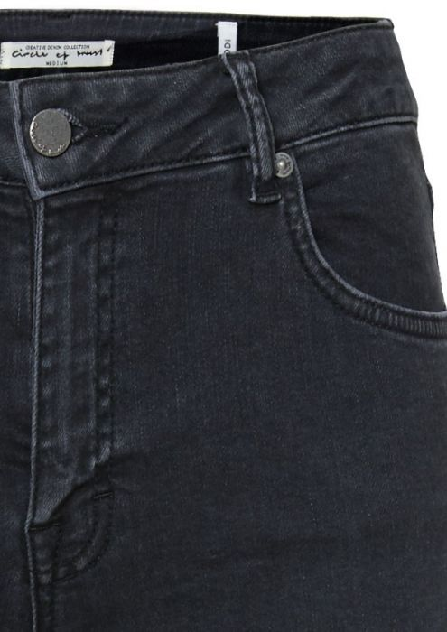 Bodi Non Denim Gun Black Wash