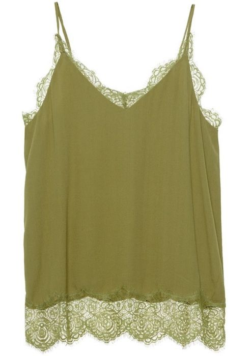 Grace Top Golden Palm