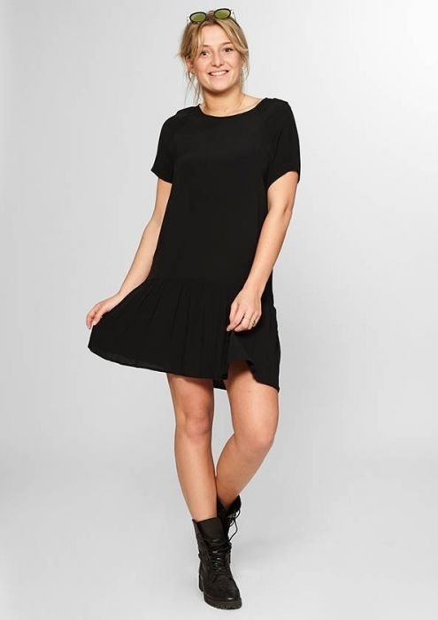 Vanity Dress Carbon