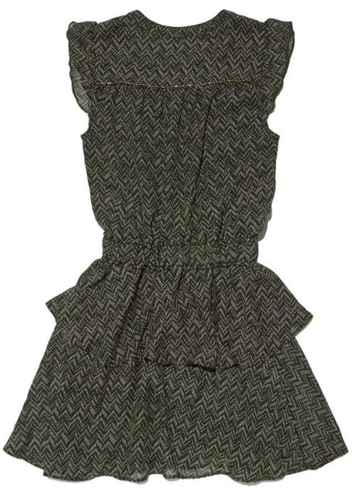 Gaby Dress Zigzag