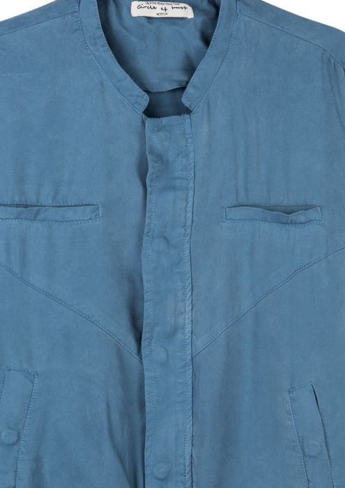 Jeffery jacket Jeans Blue