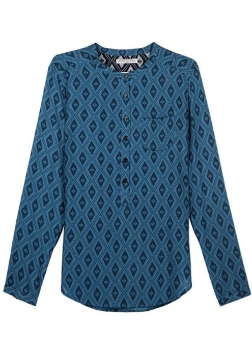 Ash Blouse Jeans Blue