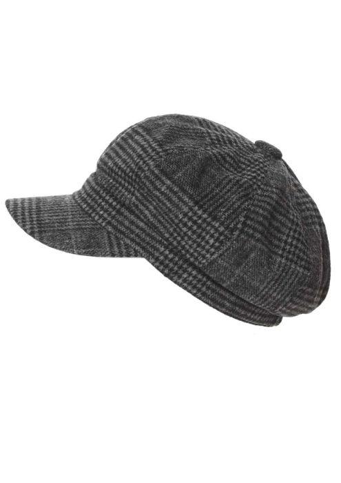 Dexter Hat Grey Melange