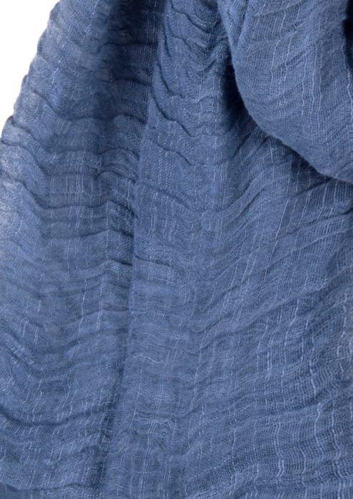 Debby Scarf Jeans Blue