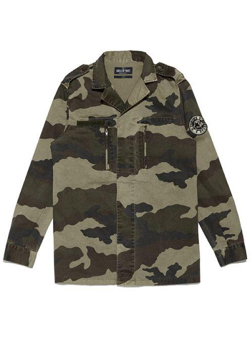 Burton Jacket Camo