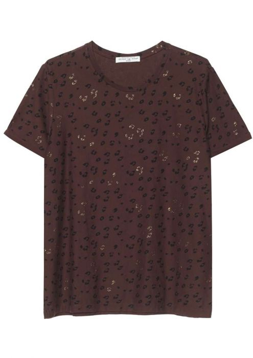 Girls Magic Tee Burnt Bordeaux