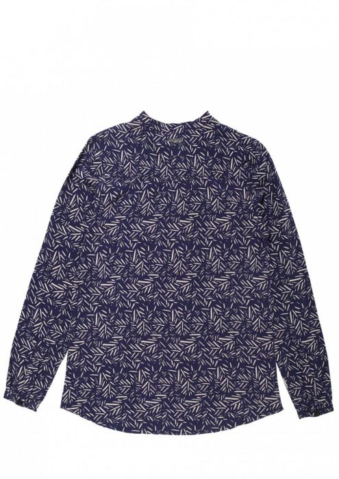 GIRLS PALMA BLOUSE Blue night
