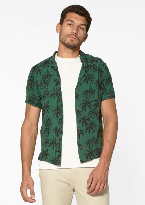 Codi Shirt Garden green