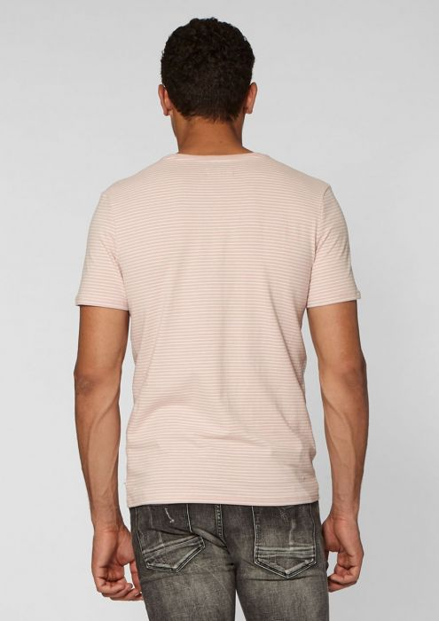 Theo Tee Polite Pink